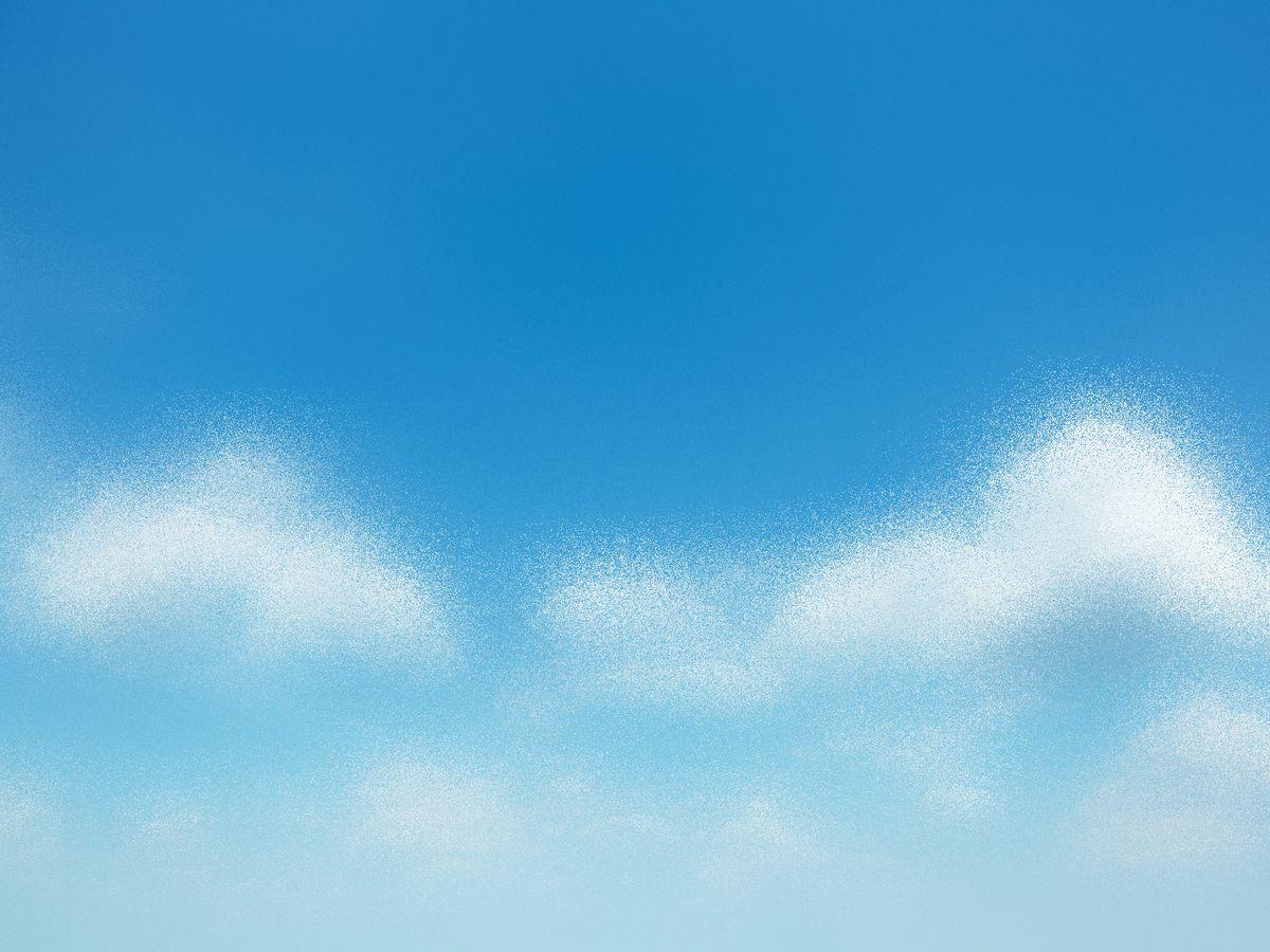 Foto: El tiempo: poco nuboso. (iStock)