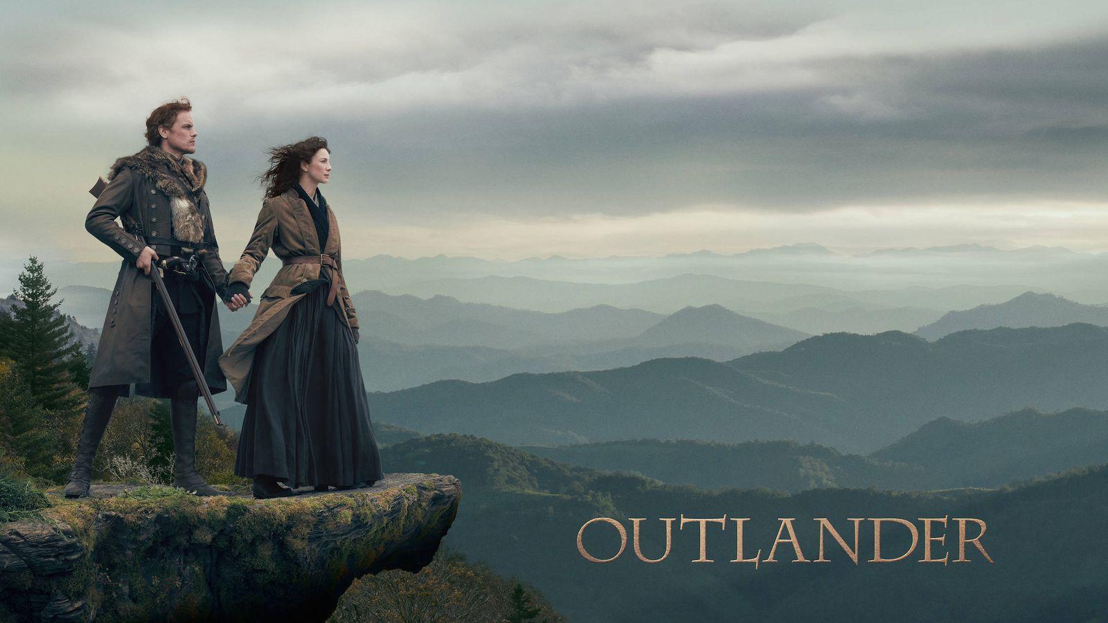 Foto: Imagen promocional de la cuarta temporada de 'Outlander'. (Movistar)