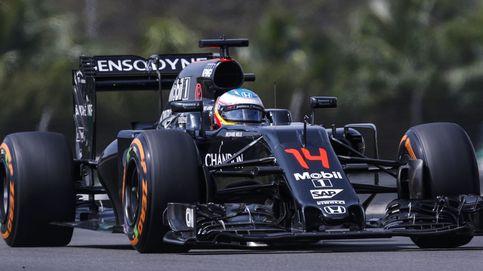 Fernando Alonso huele sangre con otra carga del Séptimo de Caballería