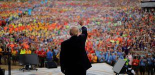 Post de Viaje al territorio de Estados Unidos que odia a Trump