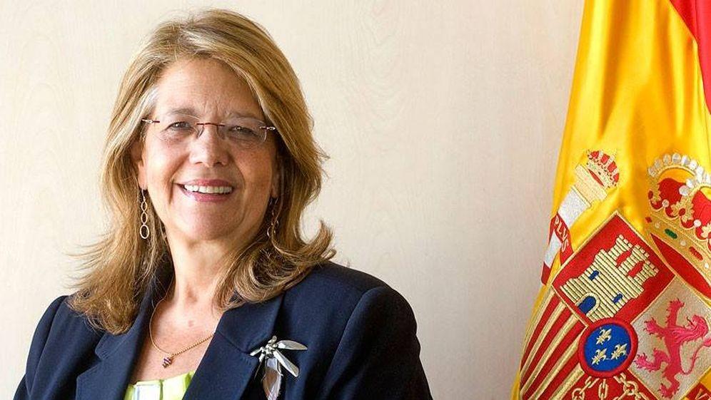Foto: La expresidenta de la CNMV y consejera independiente de Renault, Elvira Rodríguez. (Wikipedia)