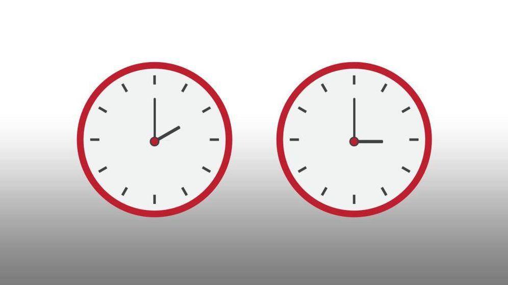 Foto: El domingo 26 de marzo habrá que adelantar los relojes una hora: a las 02.00 horas serán las 03.00 horas (EC)