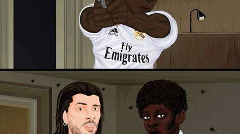Los memes del Real Madrid - Barcelona: quién se ríe de quién