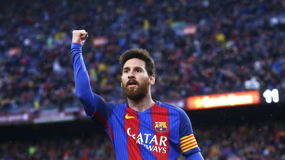 Foto: Leo Messi en una imagen de archivo. (Gtres)