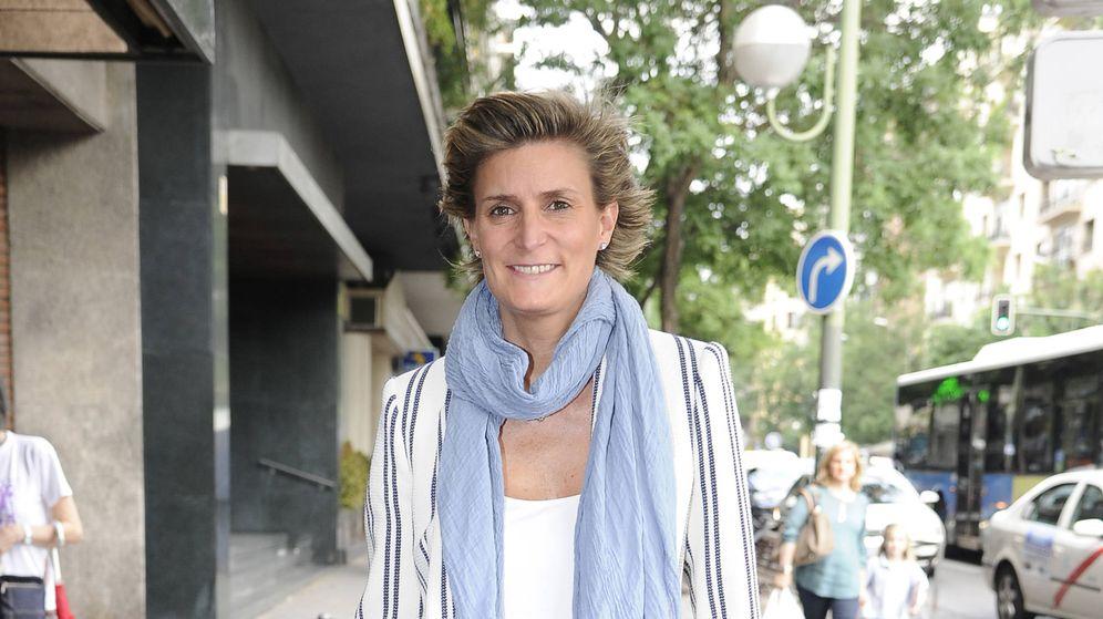 Foto: María Zurita en una imagen de archivo.