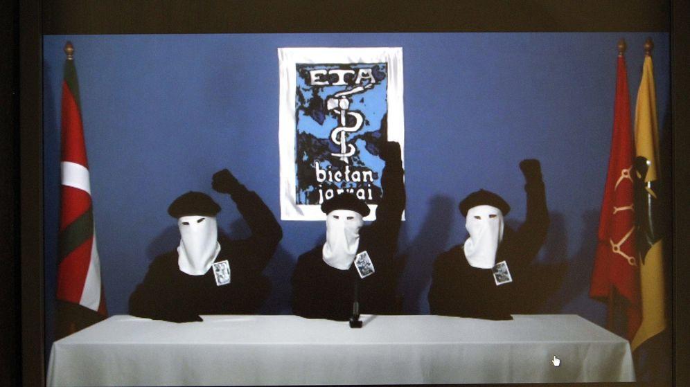 Foto: Miembros de la banda terrorista. (EFE)