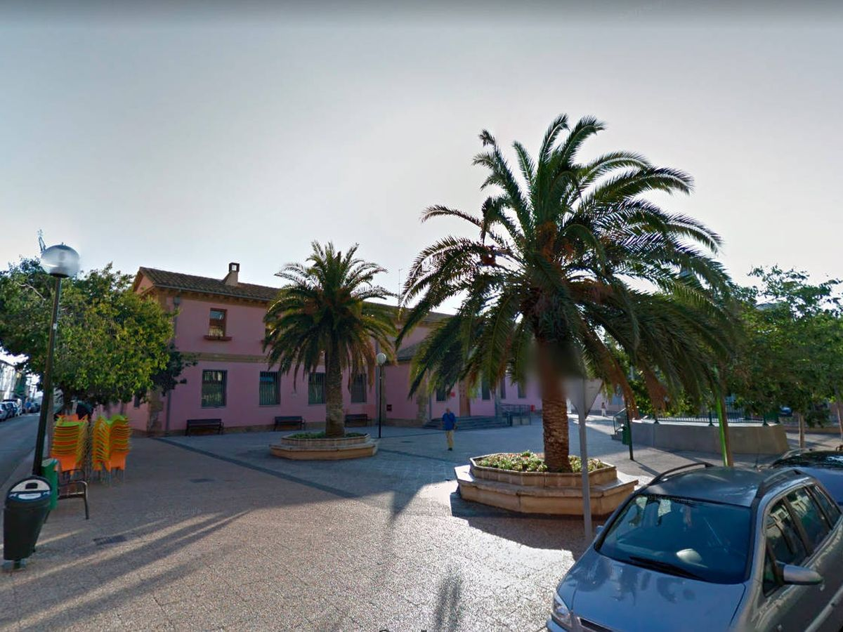 Foto: Casetas es un tranquilo municipio a solo 15 kilómetros de Zaragoza (Google Maps)