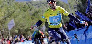 Post de Valverde repite triunfo y sentencia la Vuelta a la Comunidad Valenciana