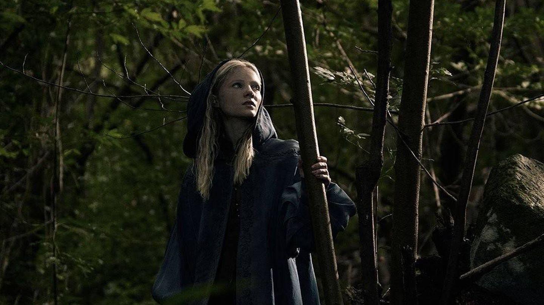Freya Allan en el papel de Ciri. (Netflix)