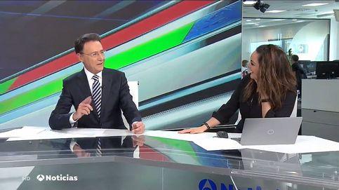 Mónica Carrillo pone en un aprieto a Matías Prats a propósito de Eurovisión