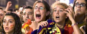 La selección española tiene una cita con la historia... de la televisión