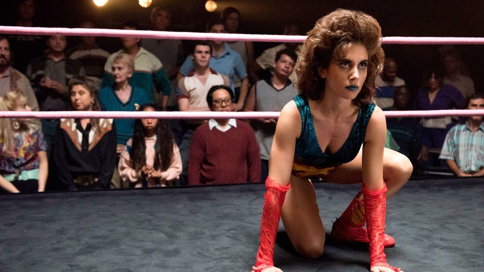 Foto: Alison Brie, protagonista del próximo estreno de Netflix, 'GLOW'