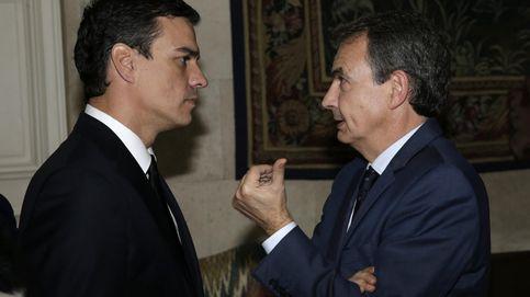 Sánchez cierra mitin con González y busca fecha entre la agenda de Zapatero