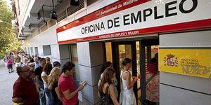 Foto: El paro juvenil llega al 55,13 % en 2012 y suma 930.200 jóvenes desempleados