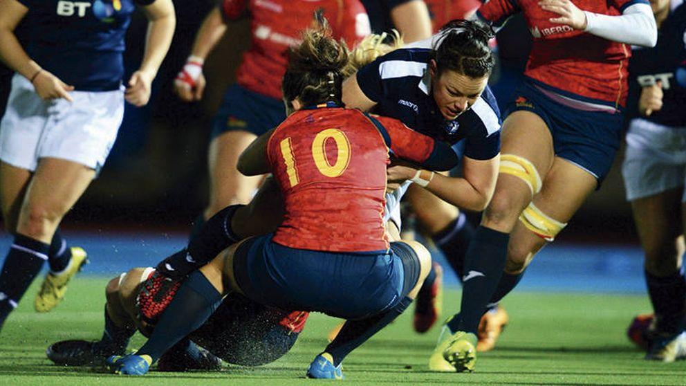 Las Leonas dan un paso de gigante hacia el Mundial tras ganar a Escocia