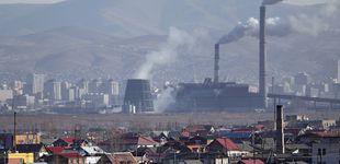 Post de Ulán Bator, la ciudad donde el 99% de los niños respira aire contaminado