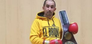 Post de José Antonio López Bueno, de campeón del mundo de boxeo a las colas del hambre