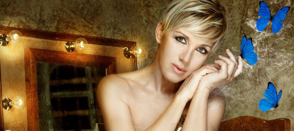 Foto: Ana Torroja en una imagen promocional de su último disco (Página web http://www.anatorroja.info/)