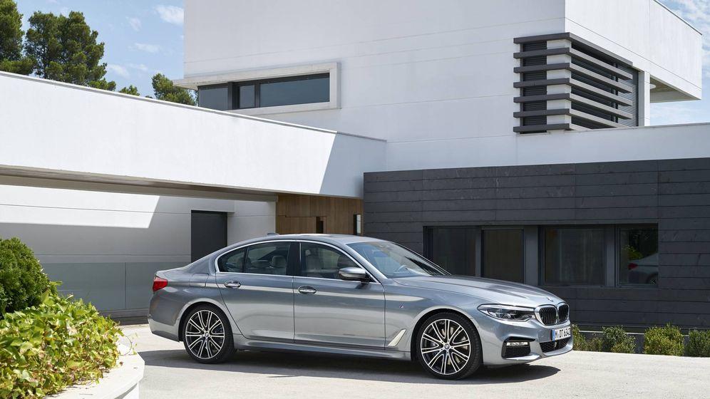 Foto: BMW Serie 5, deportividad y clase