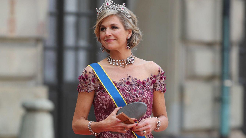 Sorpredente sesión de fotografías de la Reina Máxima de Holanda y su familia