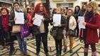 Asociaciones feministas y colectivos sociales arman su ejército frente al Gobierno andaluz