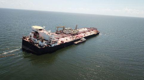 Las importaciones de crudo a España caen un 15%, hasta los 4,825 M de toneladas