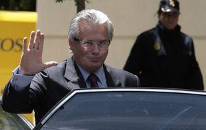 Una constructora investigada por sobornos, donante de la Fundación Garzón