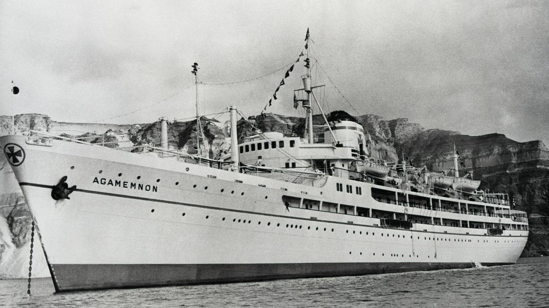 El Agamenón, el crucero del amor de la realeza por el que pasaron Juan Carlos y Sofía