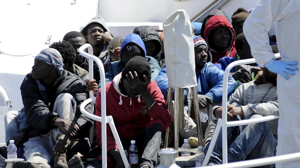 Italia exige ayuda a la UE tras la llegada de 10.000 inmigrantes