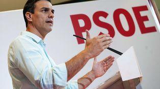 Púnica: Sánchez se pone bronco contra Rajoy