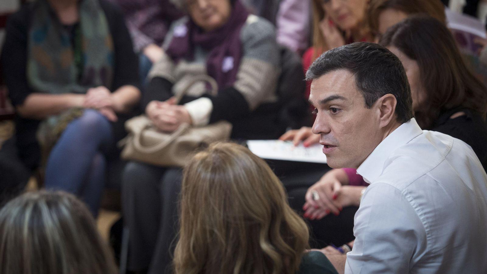 Foto: Pedro Sánchez, el pasado jueves. (EFE)