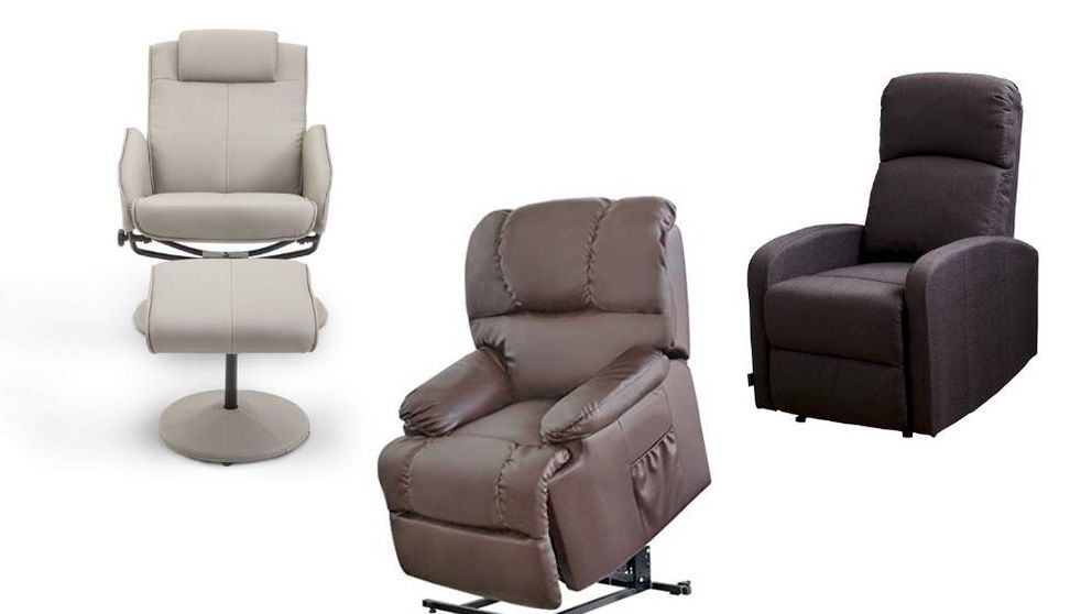 Los sillones relax con masaje que alivian la tensión muscular y el dolor articular