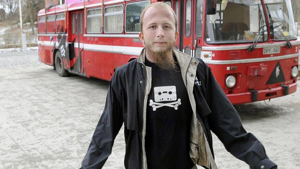 Tres años y medio de cárcel para el fundador de The Pirate Bay