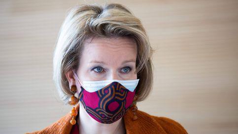 Te contamos por qué Matilde de Bélgica es la royal más coqueta de la pandemia