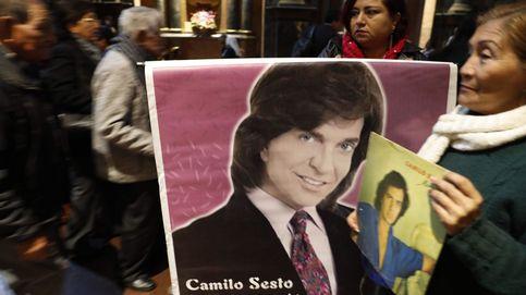 Lanzan 'Te quiero así', un tema inédito de Camilo Sesto grabado en 1980