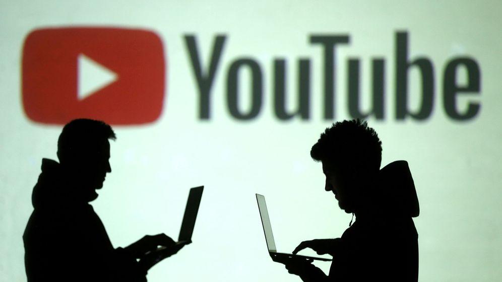 Foto: Imagen con el logo de Google. (Reuters)