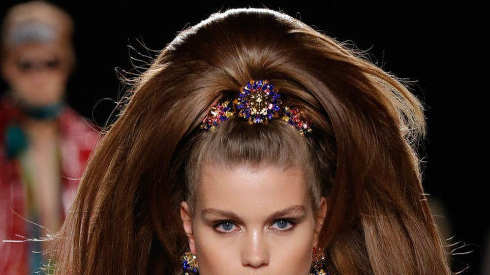 Foto: Volumen y glam en tu pelo. Atrévete. (Getty)