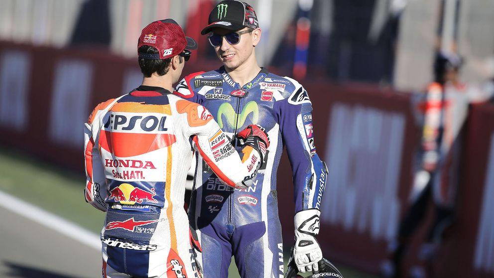 Lorenzo, prohibido hablar de la Ducati