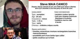 Post de Encuentran el cadáver de Steve, el desaparecido que conmocionó a Francia