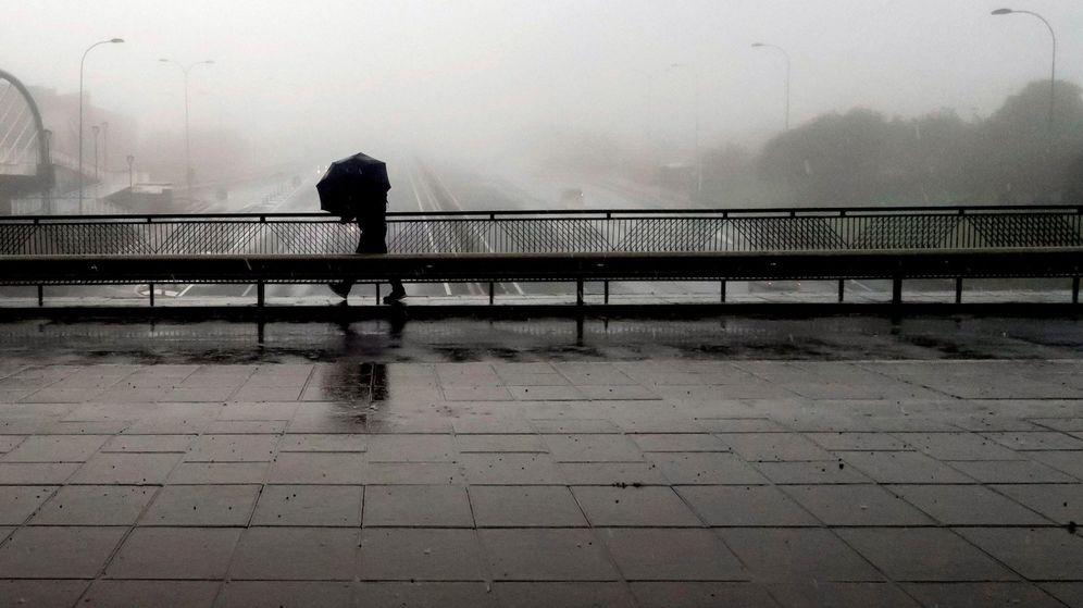 Foto: Lluvias intensas provocan inundaciones en comarcas de Cataluña y cortes de circulación. (Efe)