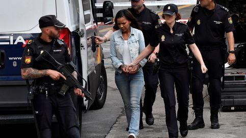 Ana Julia fue arrestada con tierra en las manos y sin medicamentos para suicidarse