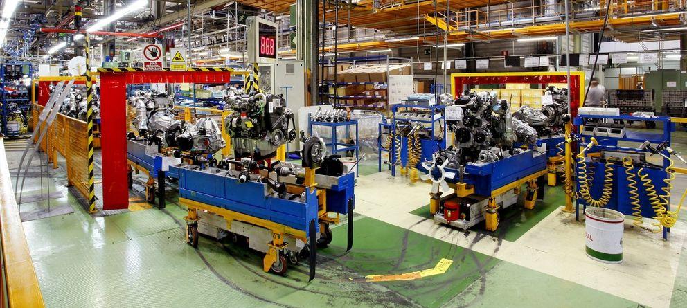 La industria de automoción tira de la economía española