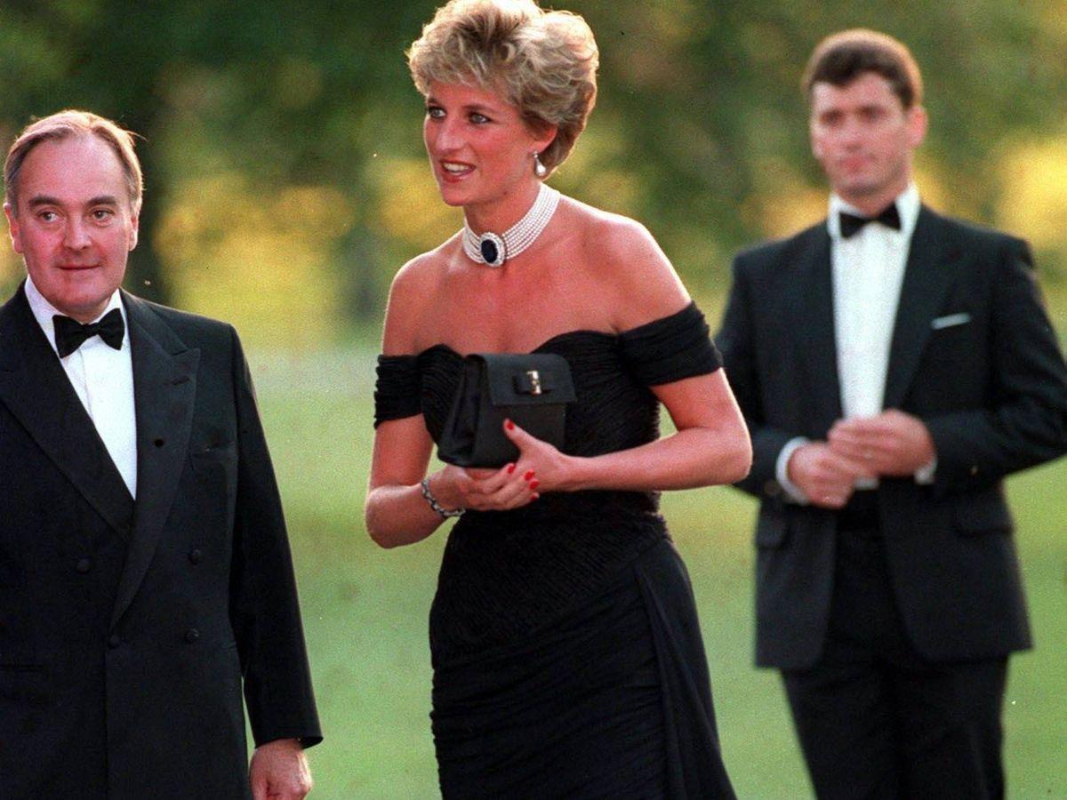 Foto: El look más famoso de Diana de Gales. (Cordon Press)