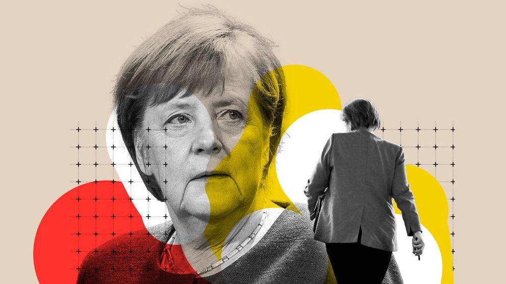 Se va Angela Merkel, la mujer que se resignó a liderar Europa