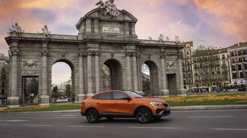 Renault Arkana, rompedor y accesible