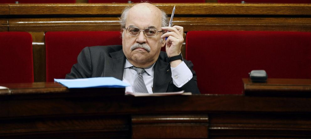 Foto: El 'conseller' de Economía de la Generalitat, Andreu Mas-Colell (EFE)