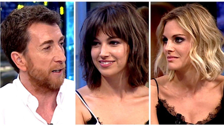Foto: Pablo Motos, Úrsula Coberó y Amaia Salamanca