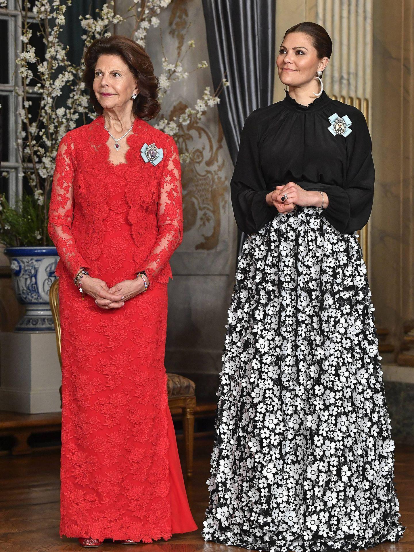 La reina y Victoria. (Cordon Press)