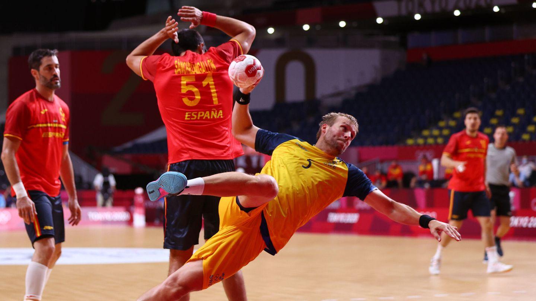 Suecia pone a prueba a España. (Reuters)
