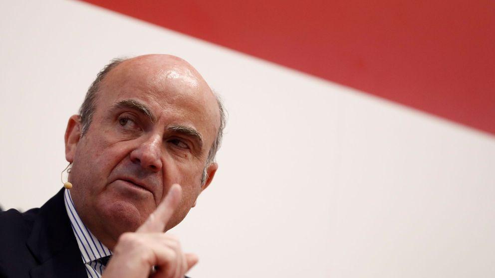 Guindos (BCE) advierte de la pérdida de intensidad de la recuperación